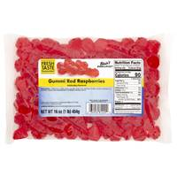 Blain's Farm & Fleet Gummi Red Raspberries from Blain's Farm and Fleet