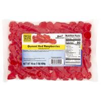 Blain's Farm & Fleet Gummi Red Raspberries from Blain's Farm and Fleet