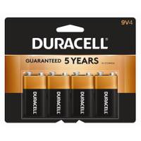 Duracell 9V Coppertop Alkaline Battery from Blain's Farm and Fleet