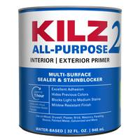 KILZ 2 Latex Interior/Exterior Primer from Blain's Farm and Fleet