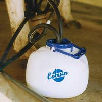 Coburn Quarter Milker with Safety Overflow Valve from Blain's Farm and Fleet