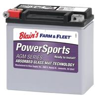 Duration 14BS AGM Powersport Battery from Blain's Farm and Fleet