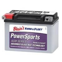 Duration 9BS AGM Powersport Battery from Blain's Farm and Fleet