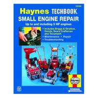 Haynes Small Engine Repair Manual, Up To 5 HP from Blain's Farm and Fleet