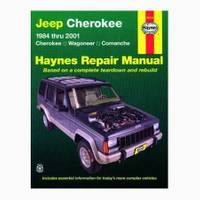 Haynes Jeep Cherokee, Wagoneer & Comanche, '84-'01 Manual from Blain's Farm and Fleet