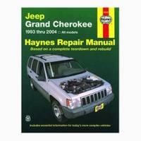 Haynes Jeep Grand Cherokee, '93-'04 Manual from Blain's Farm and Fleet