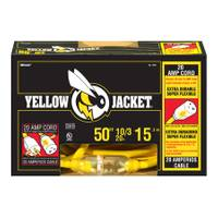 Yellow Jacket Power Cord with T - Blade from Blain's Farm and Fleet