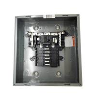 Square D QO 12 Space,12 Circuit QOM1 Frame Size Main Circuit Breaker Load Center from Blain's Farm and Fleet