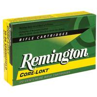 Remington Arms Company 7mm - 08 Remington Core - Lokt Pointed Soft Point Centerfire Rifle Cartridges from Blain's Farm and Fleet