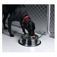 Allied Precision Stainless Steel Heated Pet Bowl from Blain's Farm and Fleet