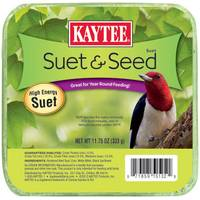 Kaytee Suet & Seed High Energy Food from Blain's Farm and Fleet