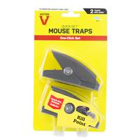 Victor Quick Set Mouse Trap from Blain's Farm and Fleet