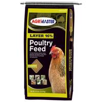 Agrimaster 50 lb Layer Poultry Feed from Blain's Farm and Fleet