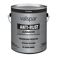 Valspar 1 Gallon Anti Rust Oil Based Enamel Paint from Blain's Farm and Fleet