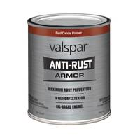 Valspar 1 Quart Anti Rust Oil Primer from Blain's Farm and Fleet