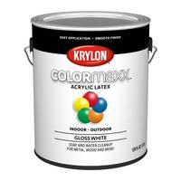 Valspar 1 Gallon Acrylic Latex Gloss Enamel Paint from Blain's Farm and Fleet