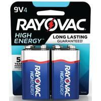Rayovac 9V Alkaline Battery 4-Pack from Blain's Farm and Fleet