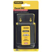 Stanley Classic 1992 Heavy Duty Utility Blades with Dispenser from Blain's Farm and Fleet