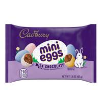 CADBURY 1.5 oz Milk Chocolate Easter MINI EGGS Candy from Blain's Farm and Fleet