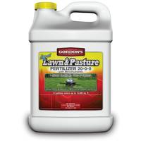 Gordon's Liquid Lawn & Pasture Fertilizer 20-0-0 with Micronutrients from Blain's Farm and Fleet