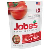 Jobe's Tomato Fertilizer Spikes from Blain's Farm and Fleet
