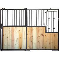 Behlen Country Front Horse Stall Panel with Door from Blain's Farm and Fleet