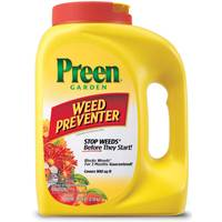 Preen Garden Weed Preventer Pour Bottle from Blain's Farm and Fleet