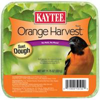 Kaytee Orange Harvest High Energy Suet Dough from Blain's Farm and Fleet