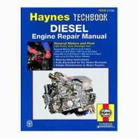 Haynes GM & Ford Diesel Engine Repair Manual from Blain's Farm and Fleet