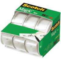 Scotch 3 Pack Magic Tape from Blain's Farm and Fleet
