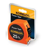 Komelon 25' Power Tape Tape Measure from Blain's Farm and Fleet
