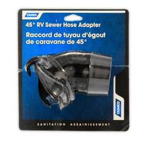 Camco Manufacturing 45 Degree RV Sewer Hose Adapter from Blain's Farm and Fleet