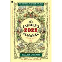 Yankee Publishing Inc. The Old Farmer's Almanac 2017 from Blain's Farm and Fleet