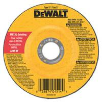 DEWALT High Performance Metal Grinding Wheel from Blain's Farm and Fleet