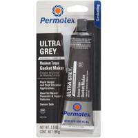 Permatex Ultra Gray Rigid High - Torque RTV Silicone Gasket Maker from Blain's Farm and Fleet