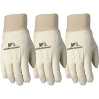 Wells Lamont Men's Wearpower Plus Canvas Gloves Multi Pack from Blain's Farm and Fleet