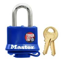 Master Lock Weather Resistant Laminated Padlock from Blain's Farm and Fleet