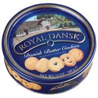 Royal Dansk Danish Butter Cookies from Blain's Farm and Fleet