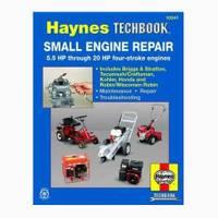 Haynes Small Engine Repair Manual, 5.5 HP through 20 HP Manual from Blain's Farm and Fleet