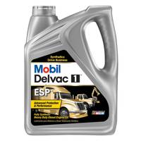 Mobil Delvac 5W-40 Diesel Engine Oil from Blain's Farm and Fleet