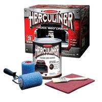 Herculiner Brush On Truck Bed Liner Kit from Blain's Farm and Fleet