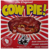 Baraboo Candy Original Cow Pie from Blain's Farm and Fleet