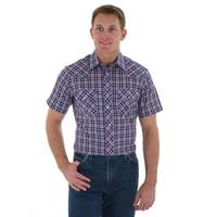 Wrangler Men's Western Shirt Assortment from Blain's Farm and Fleet