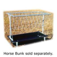 Behlen Country Galvanized Hay Rack from Blain's Farm and Fleet