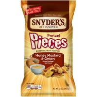 Snyder's of Hanover Pretzel Pieces from Blain's Farm and Fleet
