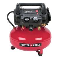 PORTER-CABLE Oil - Free Pancake Compressor from Blain's Farm and Fleet