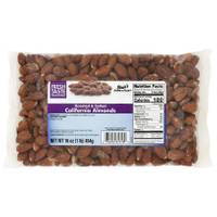 Blain's Farm & Fleet Roasted & Salted Almonds from Blain's Farm and Fleet