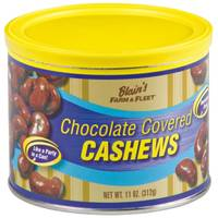 Blain's Farm & Fleet Chocolate Cashew Tin from Blain's Farm and Fleet