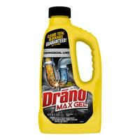 Drano Max Chemical Line Gel Clog Remover from Blain's Farm and Fleet