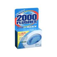 2000 Flushes Blue Plus Bleach Automatic Bowl Cleaner from Blain's Farm and Fleet